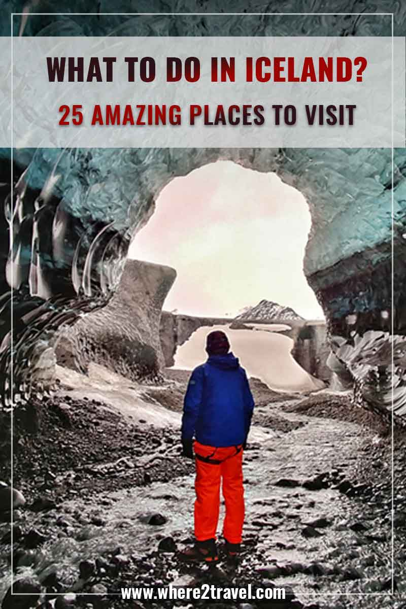 What to do to in Iceland by Where2travel